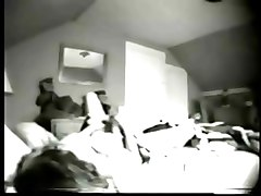Time to masturbate. My mom caught by hidden cam in bedroom