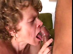 Skinny Granny Loves It In All Her Holes !