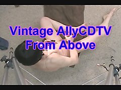 Vintage AllyCDTV From Above