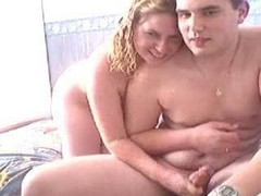 Brother And Sister Bang On Webcam