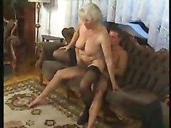 busty grannies orgy