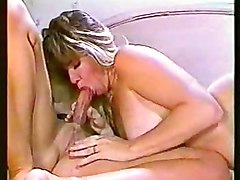 Hermaphrodites Trans.Blonde herma with penis and pussy fucks blondy