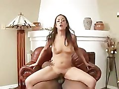 Hot estelle leone rides a big black cock with wet pussy hardcore