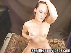 Housewife Has an Orgasm on the Sybian