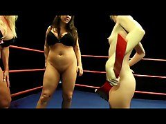 catfight losers humiliation