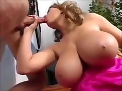 huge natural tits milf stepmom anal fucked by son