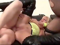 incredible big titted threesome with british sluts