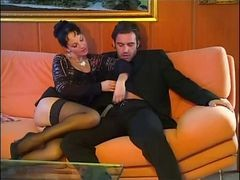 Luna Lombardi - Anal And Stockings