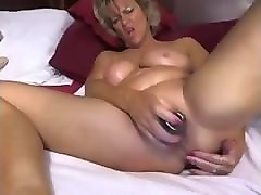 ann from instasexcam.com dirty talks and plays with a dildo
