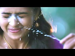 cum on sri divya face again and again tamil actress