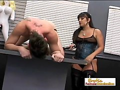 pervert acts like a good little slave