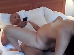 hot cuckold wife - cuck hubby enjoy his wife fuck black cock - full