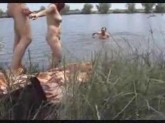 Public Amateur Sex On Hungarian Vacation