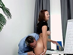 tricky old teacher - nataly let is tricky old teacher play