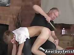 leather and converse fetishes gay the fellows gentle culo is totally d as
