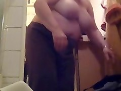spy granny tits hd - she frees her breasts