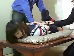 japanese schoolgirl tied up and gagged part 2