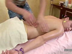 not brother seduce  not his sister to fuck with massage