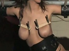Kali Kane In Extrem Bondage Session