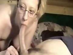 humiliated ugly mature is still able to make cock grow hard while throated1