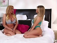hot lesbians summer brielle and adriana sephora