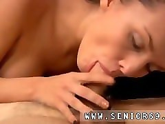 brunette lesbian caught masturbating clair is having dance lessons from