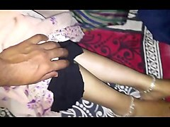 beautiful indian girl is ready two fucking with husband