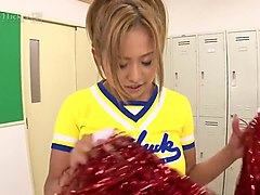 busty cheerleader yui aoyama fucked in locker room -uncensored jav-