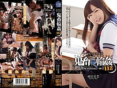 Horny Japanese model Mana Makihara in Incredible cumshots, gangbang JAV clip