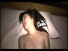 buxom japanese girl with a hot ass fucks a stiff cock all o