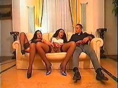 ThreeWay Shemale Action( transexual trannyshemale )