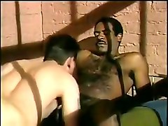Interracial sex in prision