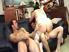 French granny Olga groupsex and piss