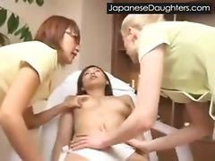 Extreme Japanese Teen Anal Abuse