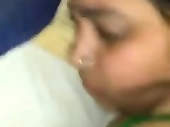 widow mom again fucked by her bf (hindi audio)