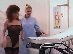 French Redhead Mature Anal 90s