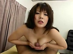 Horny Japanese chick in Exotic Stockings, Wife JAV video