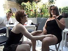 sylvie and jean fuck with a woman