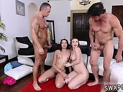 milf and chum's step daughter squirt the sugar daddy dilemma
