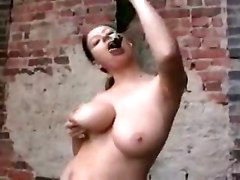 Busty Mom Loves The Bottle Of Champaign