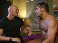 Muscle Stud Blackmails For Sex