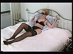 Redhead Tied Up And Fucked While Husband Films