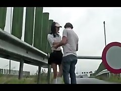 Public Public Sex On A Highway